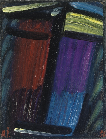 Alexej von Jawlensky - Meditation (May 1936)