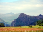 Bird Rock and Cadair Idris
